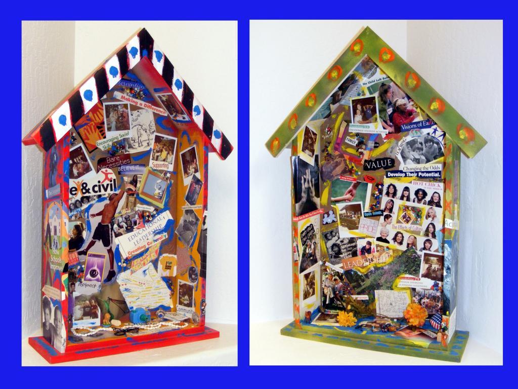 Cultural Arts Coalitions Honoring Boxes