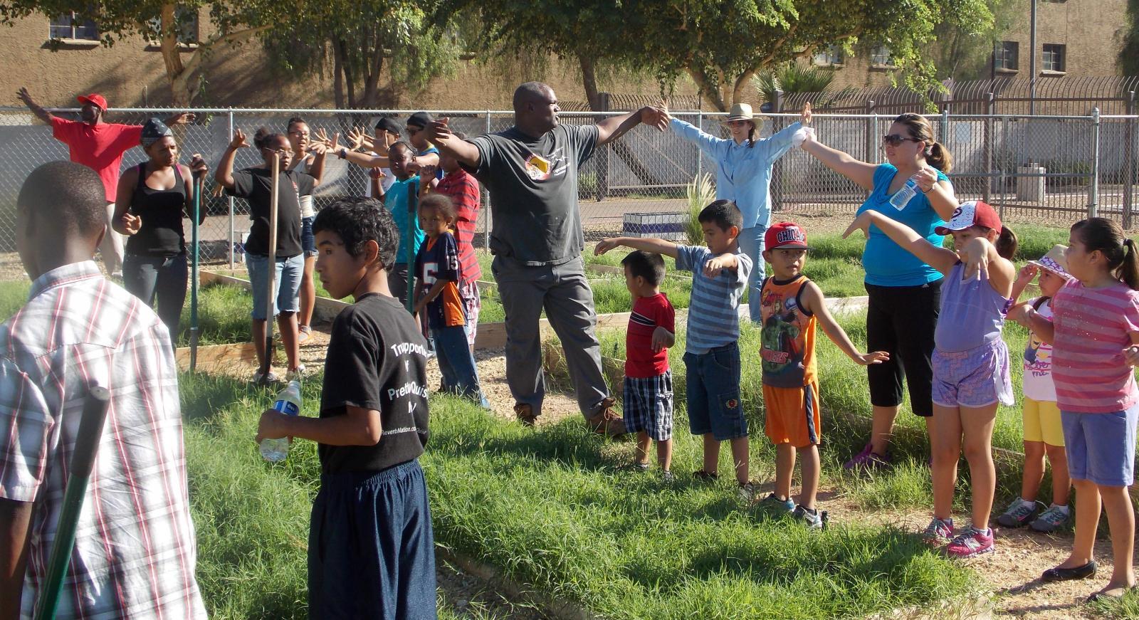 Ms muhammad 39 s garden classroom curriculum for Soil xchange
